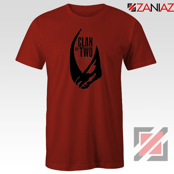 Clan of Two Mudhorn Best Red Tshirt