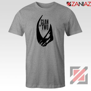 Clan of Two Mudhorn Best Sport Grey Tshirt