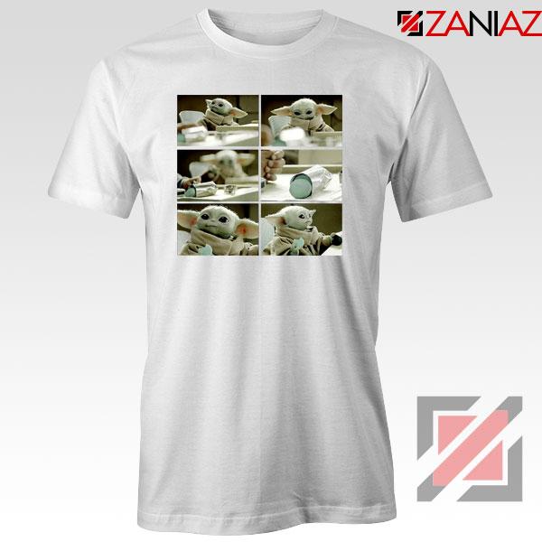 Cookie Stealer Grogu Star Wars New Tshirt
