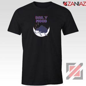 Daily Mood Best Black Tshirt