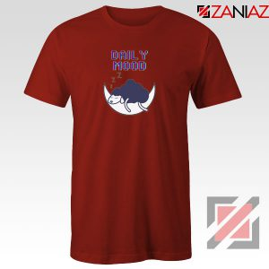 Daily Mood Best Red Tshirt