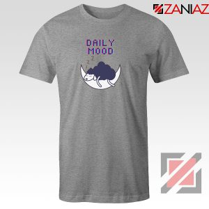 Daily Mood Best Sport Grey Tshirt