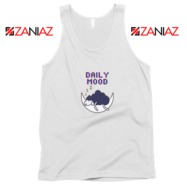 Daily Mood Laziness Best Tank Top