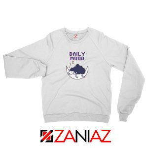 Daily Mood Laziness Sweatshirt