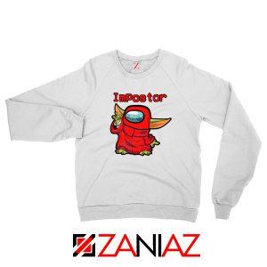 Impostor Baby Yoda Star Wars Sweatshirt