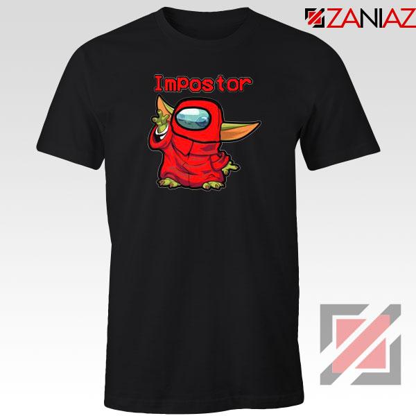 Impostor Baby Yoda The Mandalorian Black Tshirt