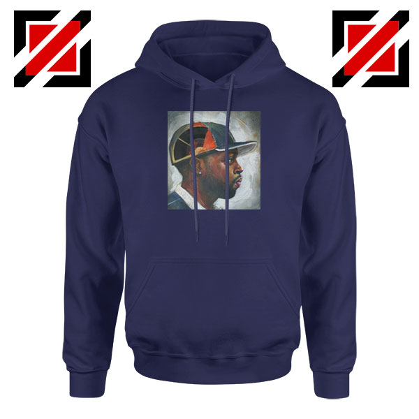 J Dilla Music Rapper Navy Blue Hoodie