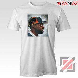 J Dilla Rapper Merch White Tshirt