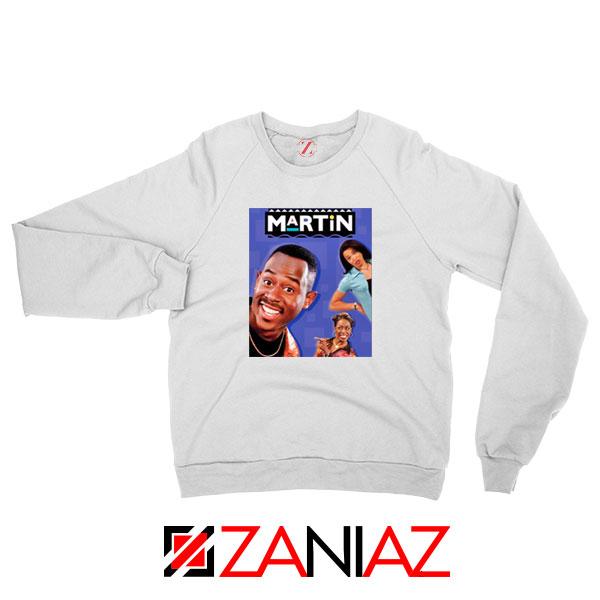 Martin 90s Sitcom Sweatshirt
