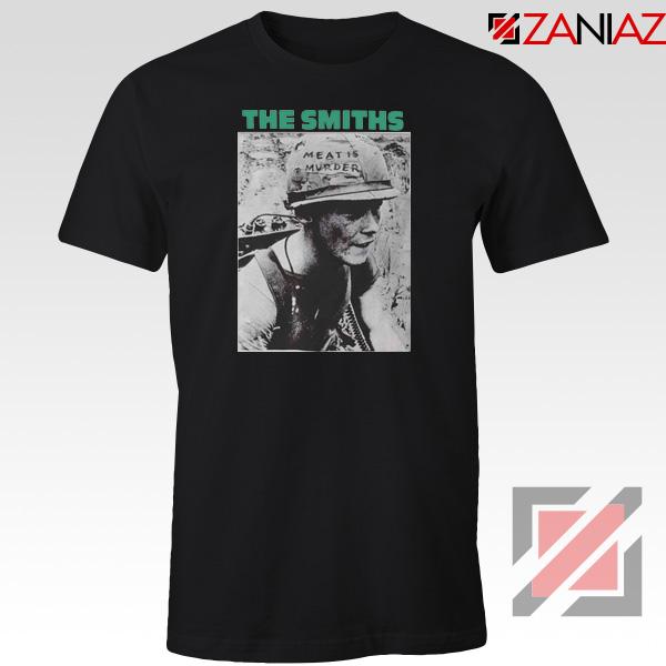 Meat Is Murder Album The Smiths Tshirt