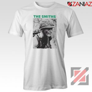 Meat Is Murder Album The Smiths White Tshirt