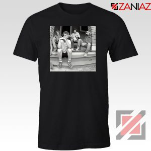 Minor Threat Band Golden Girls T Shirt