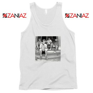 Minor Threat Mashup Golden Girls White Tank Top