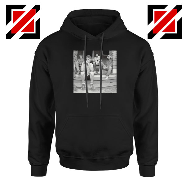 Minor Threat Parody Golden Girls Hoodie