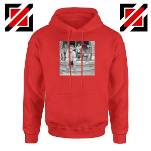 Minor Threat Parody Golden Girls Red Hoodie