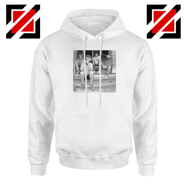 Minor Threat Parody Golden Girls White Hoodie