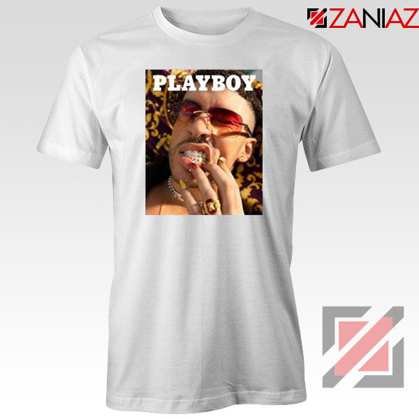 Play Boy Bad Bunny Tshirt