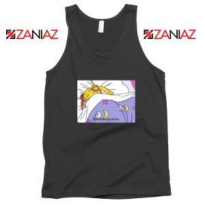 Sailor Moon Stay In Bed Graphic Tank Top