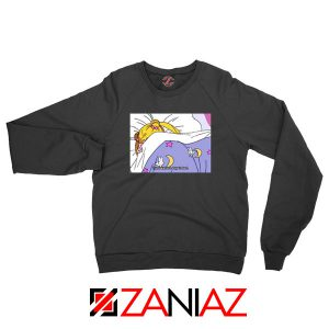 Sailor Moon Stay In Bed New Sweatshirt