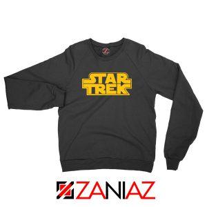 Star Trek Logo Star Wars Best Sweatshirt