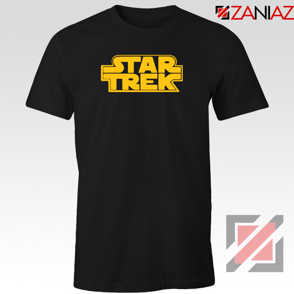 Star Trek Logo Star Wars Best Tshirt