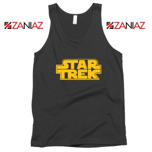 Star Trek Logo Star Wars Tank Top