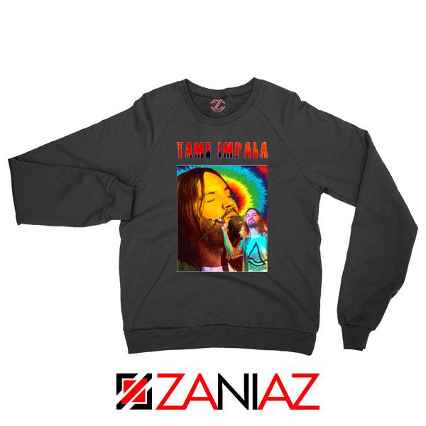 Tame Impala Music Black Sweatshirt