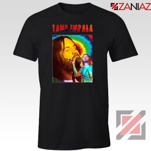 Tame Impala Music Black Tshirt