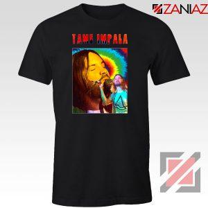 Tame Impala Music Black Tshirt