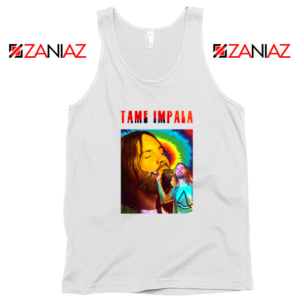 Tame Impala Music Project Tank Top