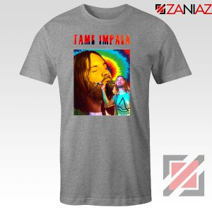 Tame Impala Music Sport Grey Tshirt