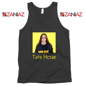 Tate Mcrae Graphic Vintage Tank Tops