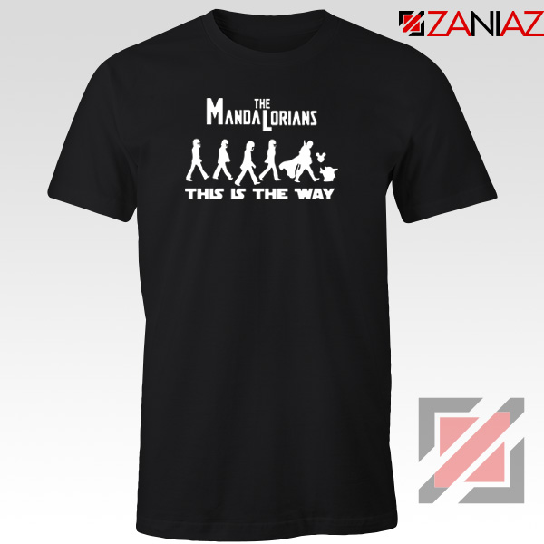The Mandalorian The Beatles Tshirt