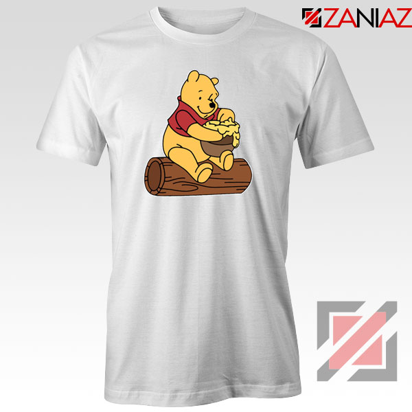 The Pooh Cartoon Tshirt