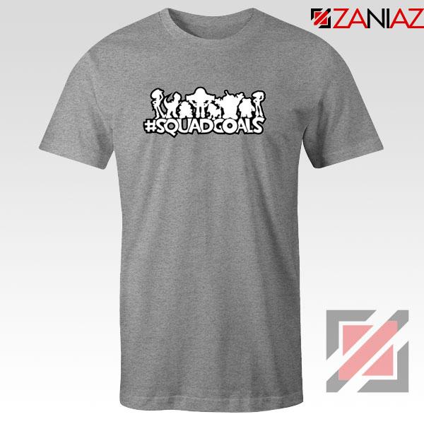 Toy Story Squad Goals Sport Grey Tshirt