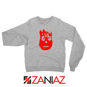 Wilson Cast Away Film Best Sport Grey Sweatshirt