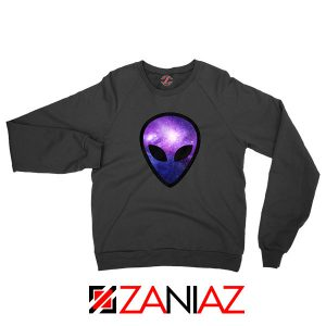 Alien Horror The Universe Black Sweatshirt