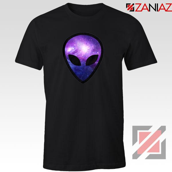 Alien Horror The Universe Black Tshirt