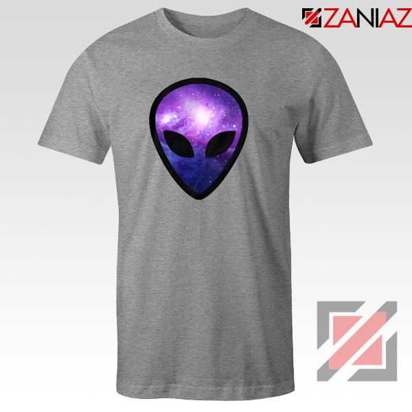 Alien Horror The Universe Sport Grey Tshirt