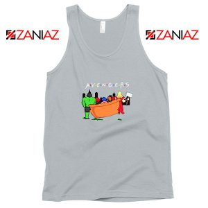 Avengers 90s Friends Cheap Tank Top