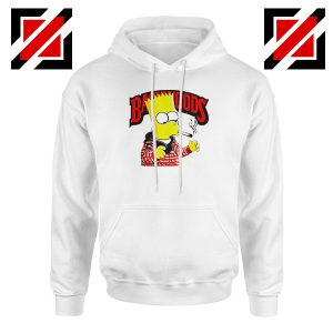 Backwoods Bart Simpson Best Hoodie