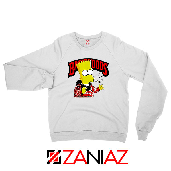 Backwoods Bart Simpson Sweatshirt
