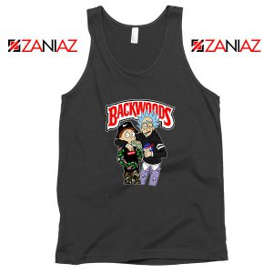 Backwoods Rick and Morty Tank Top