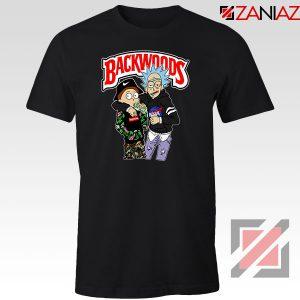 Backwoods Rick and Morty Tshirt
