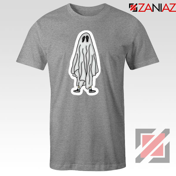 Bed Sheet Ghost 2021 Sport Grey Tshirt