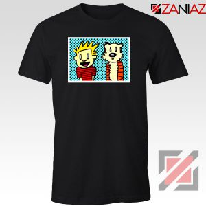 Calvin and Hobbes Cartoon Tshirt