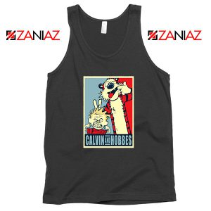 Calvin and Hobbes Smile Tank Top