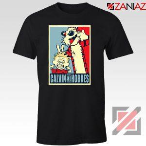 Calvin and Hobbes Smile Tshirt