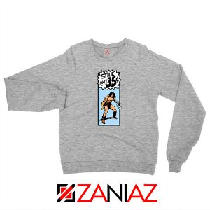 Conan By Crom Film 2021 Sport Grey Sweatshirt