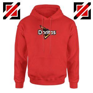 Doritos Tortilla Chips Best Red Hoodie